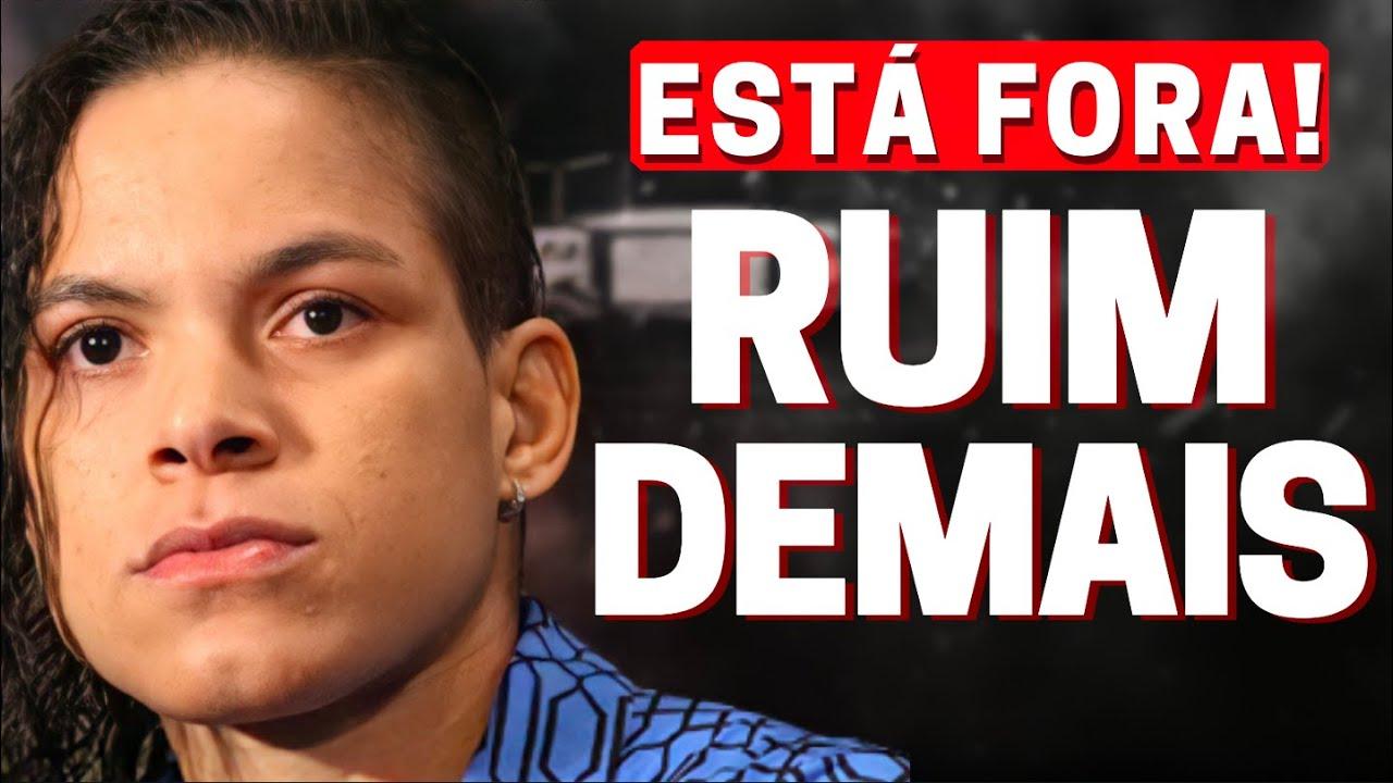 DEU RUIM! SAÍDA DE AMANDA NUNES COMPLICA TODO MUNDO NO UFC