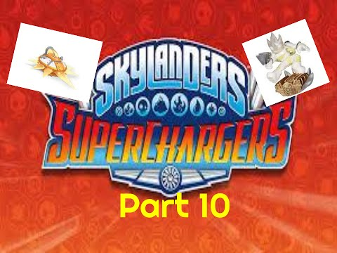 Skylanders Superchargers Part 10: Saving Master Eon