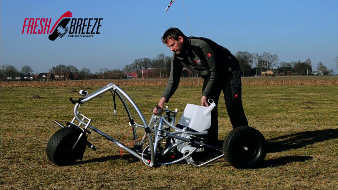 Fold Trike by FRESH BREEZE