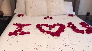 VALENTINES DAY| BIRTHDAY| SPECIAL OCCASION ROOM DECOR