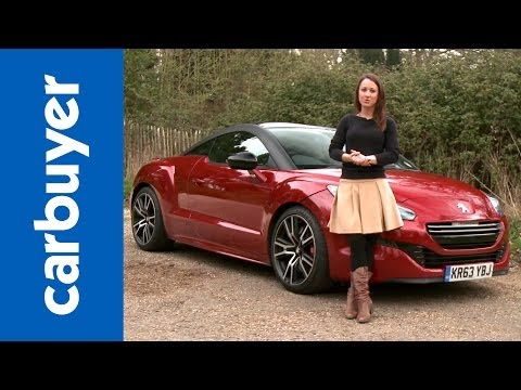Peugeot RCZ R coupe 2014 review Carbuyer