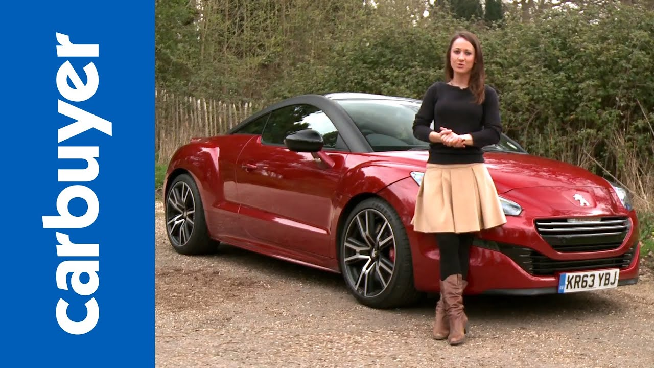 peugeot rcz r coupe 2014 review carbuyer youtube. Black Bedroom Furniture Sets. Home Design Ideas