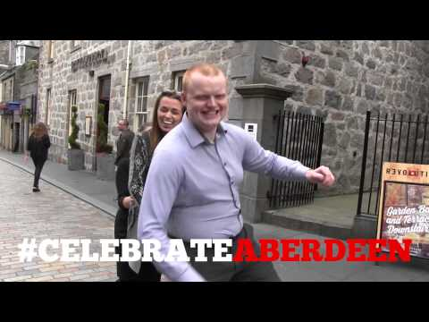 Let's Celebrate Aberdeen - The faces and places of Scotland's greatest city