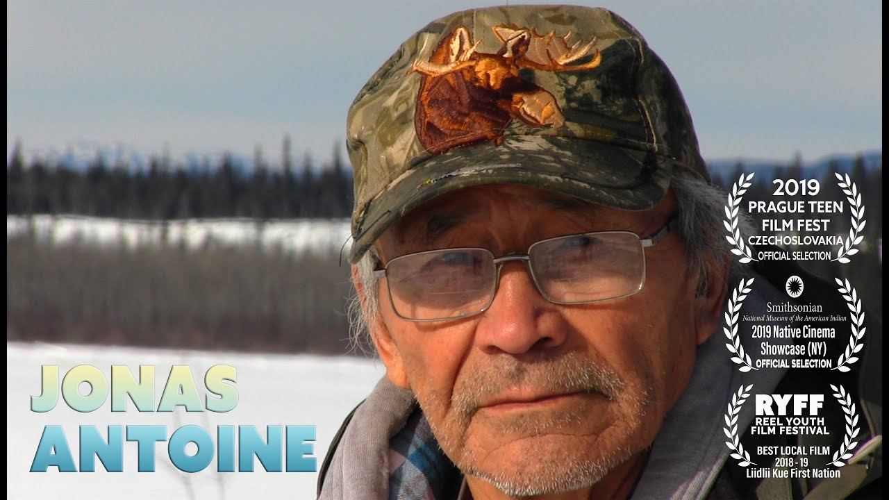 Fort Simpson Elder: Jonas Antoine - YouTube