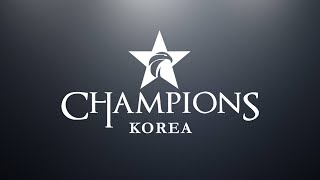 LCK Summer Playoffs - Finals