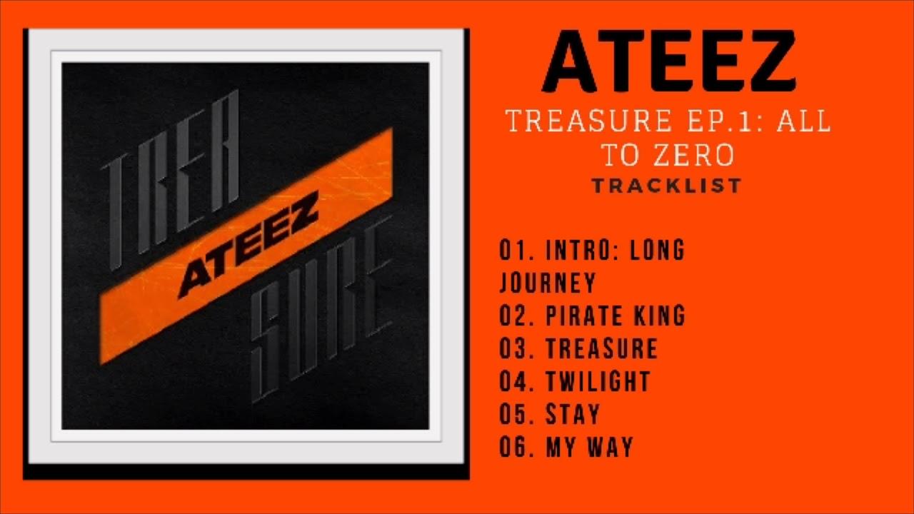 [Full Album Download] ATEEZ - 1ST MINI ALBUM