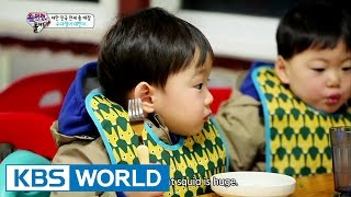 Triplets' House - Talkative Daehan (Ep.70 | 2015.04.12)
