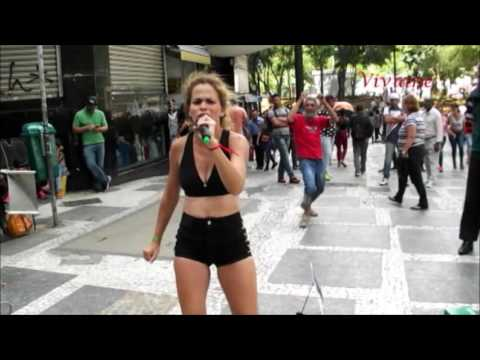 Vivi Dançarina 50 Reais Cover Naiara Azevedo