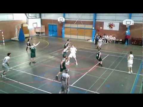 Lille Basket seniors garçons extraits videos