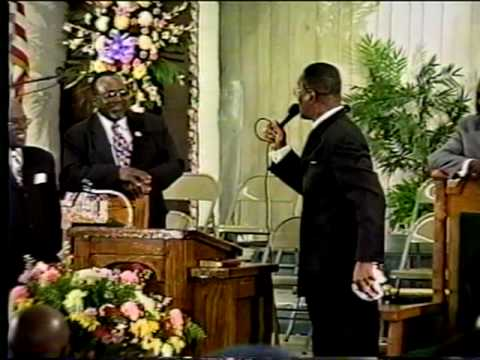 Bishop Charles E. Blake - Childs Memorial Temple COGIC -June 30, 2000