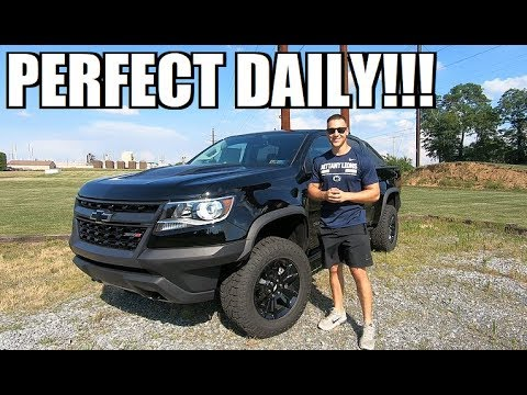 Here's Why the Chevy Colorado ZR2 Can Actually be BETTER Than a Raptor...