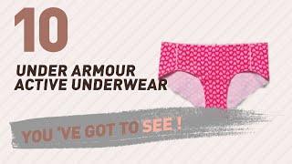 Under Armour Active Underwear // New & Popular 2017