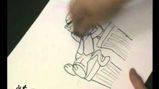 como dibujar a Don Gato