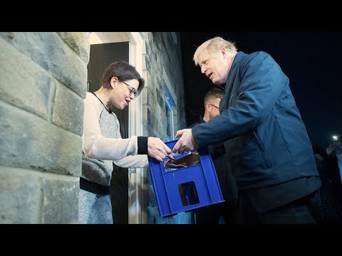video: General Election 2019: Boris Johnson 'fighting for every vote' as parties enter final day of campaign - latest news
