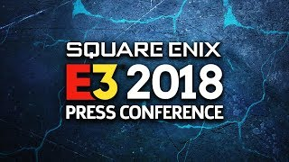 FULL Square Enix E3 2018 Press Conference