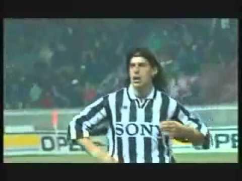 Paris Saint Germain - Juventus 1-6 (15.01.1997) Andata Finale Supercoppa Europea