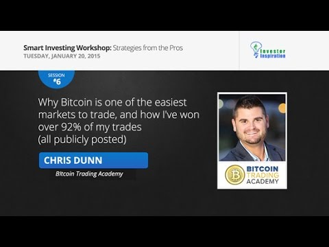 Why Bitcoin is one of the easiest markets to trade | Chris Dunn