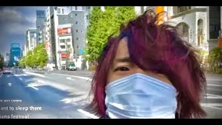 If I Find A Yakuza The Stream Ends (Kabukicho, Tokyo)