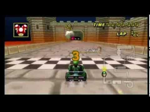 WII - Mario Kart Wii (Part 2 of 5)