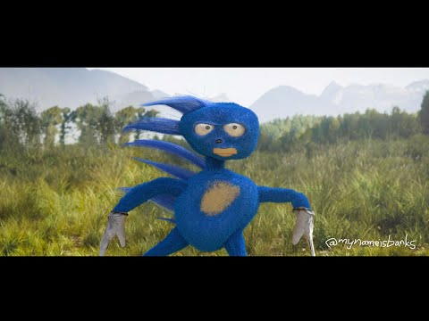Sonic The Hedgehog Movie Sanic Auditions Part 5 Turtle Scene Youtube