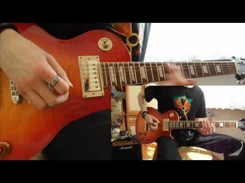 Metallica - All Nightmare Long - guitar cover
