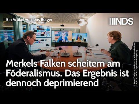 Merkels Falken scheitern am Föderalismus - Das Ergebnis ist dennoch deprimierend