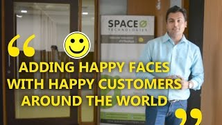 """Customer's Perception is our Reality"" – Customer Account Manager @ Space-O"