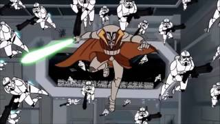 Star Wars Clone Wars 2003 (Sabaton: The Lost Battalion)