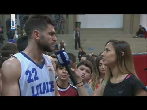 Lebanese Basketball League 2016/2017 - Interview Wendell Lewis & Jimmy Salem