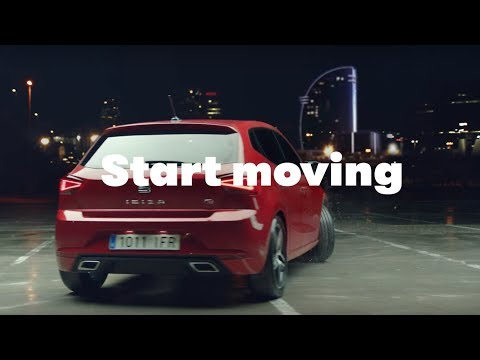 The new SEAT Ibiza TV commercial. Start moving.