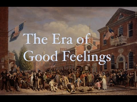 The Era of Good Feelings (Story Time with Mr. Beat)