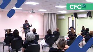 """CFC TV """"A palavra é..."""" - Episódio 6 - Com Dr. Filipe Prohaska"""