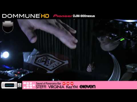 Steffi & Virginia [Sound Of Panorama Bar] Live @ Dommune 28.02.2013