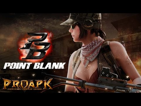 Point Blank Mobile Gameplay 60fps iOS / Android