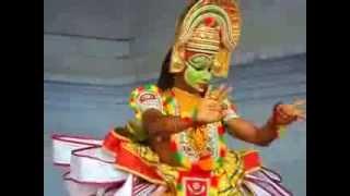 Ottan Thullal - Ganapathi Sthuthi