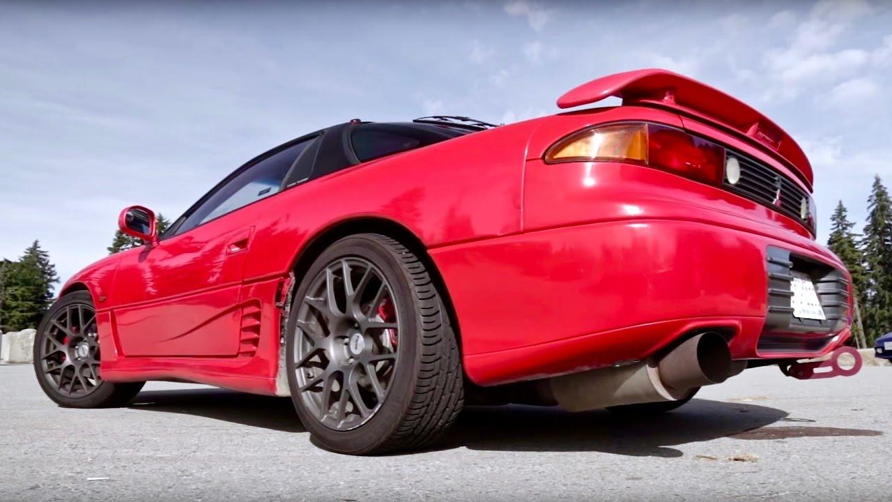 2016 Mitsubishi Eclipse >> Mitsubishi GTO Twin Turbo Review   JDM Time Capsule - YouTube