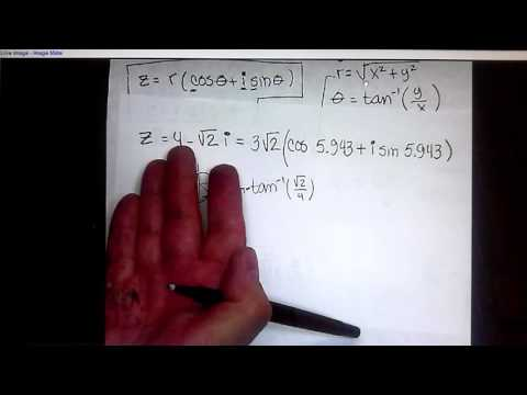 Complex numbers and operations