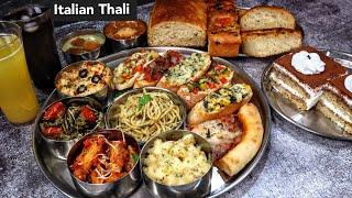 Special Italian Thali | स्पेशल इटालियन थाली | Italain Thali Recipe | Italian Thali