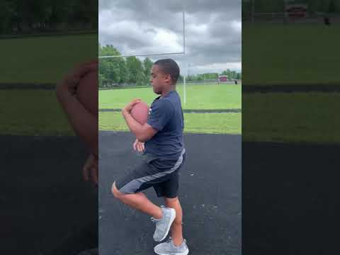 Coaching Session - Freshman RB @Lawrence Central High School