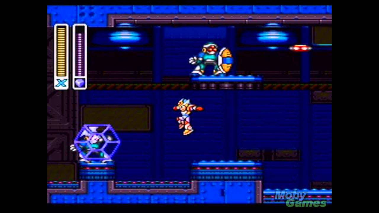 Free Download - Mega Man X2 For Android - Android Version of SNES Game