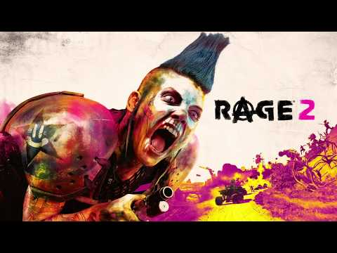 RAGE 2 - ★ Soundtrack Aint it funny ★ Song Trailer 2018