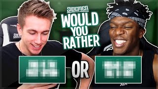 Download SIDEMEN WOULD YOU RATHER MOMENTS! Mp3 and Videos