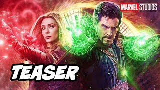 Avengers Marvel Phase 4 Wandavision Teaser Trailer Breakdown and Easter Eggs