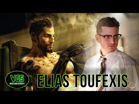 """VGS : VO Actor Elias Toufexis """"The Next Deus Ex will Please EVERYONE"""