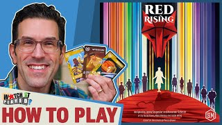 Red Rising - H๐w To Play
