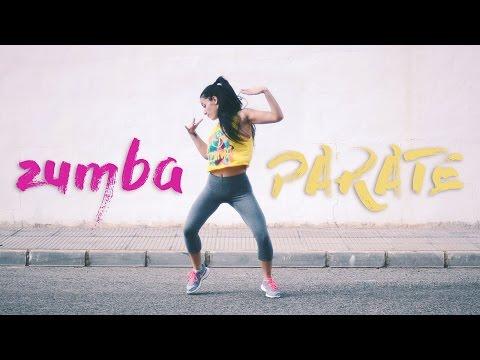 Zumba Coreografía Parate - Latin Urban  Mega Mix 56