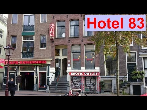 Hotel 83 In Amsterdam 39 S Red Light District Actual Video