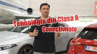 Tehnologia din Mercedes-Benz Clasa A - CONECTIVITATE