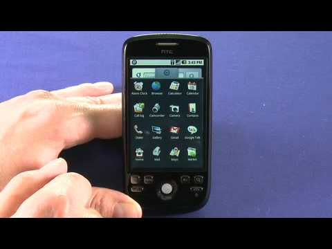 HTC Magic running Android