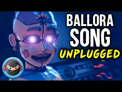 "BALLORA SONG ""Dance to Forget"" UNPLUGGED feat. Nina Zeitlin"